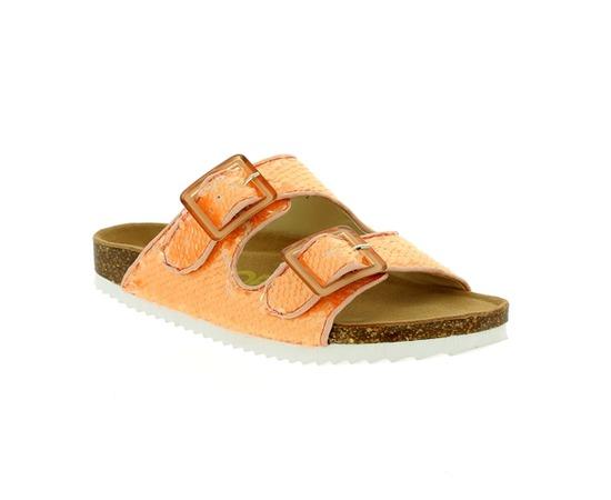 Muiltjes - slippers Colors Of California Perzik
