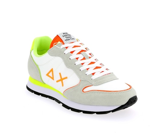 Sneakers Sun68 Wit