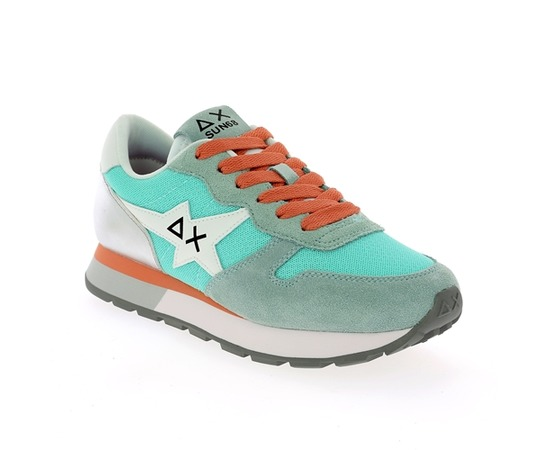 Sneakers Sun68 Turquoise