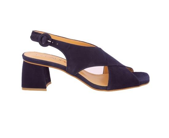 Sandales Di Lauro Bleu