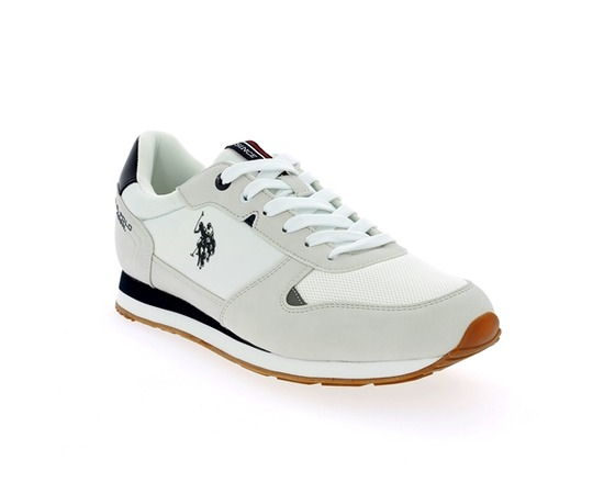 Basket Us Polo Assn Blanc