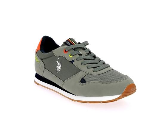 Sneakers Us Polo Assn Grijs