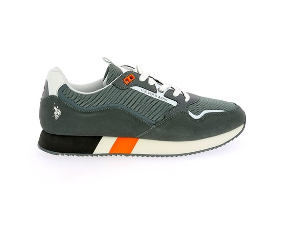 Sneakers Us Polo Assn Grijs