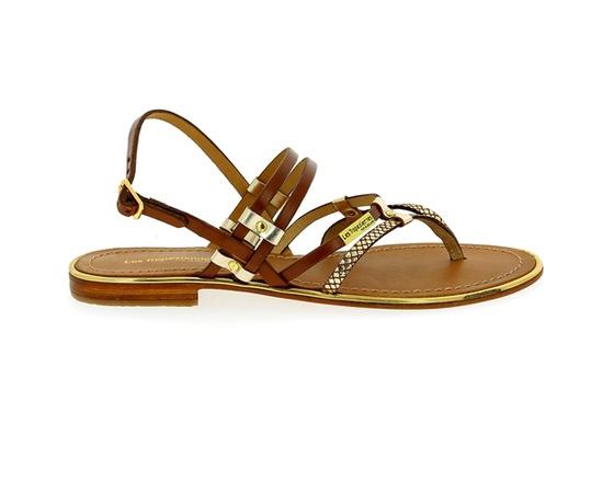 Sandales Tropezienne Cognac