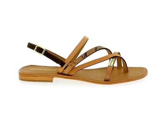 Sandalen Tropezienne Zalm