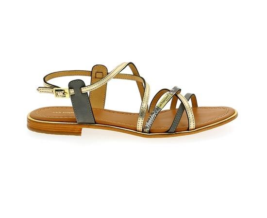 Sandales Tropezienne Gris
