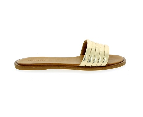 Muiltjes - slippers Inuovo Goud