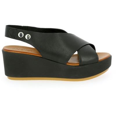 Sandalen Inuovo Zwart