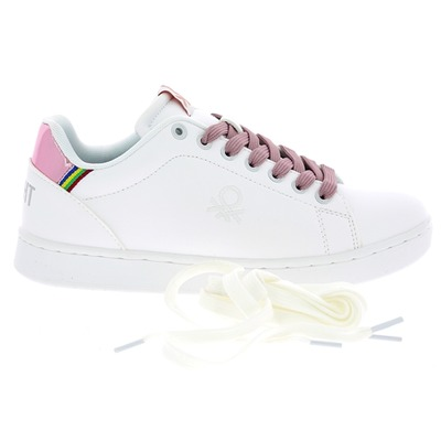 Basket Benetton Blanc