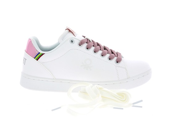 Sneakers Benetton Wit