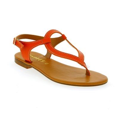 Sandalen Cypres Oranje