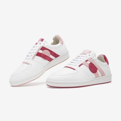 Sneakers Caval Rood