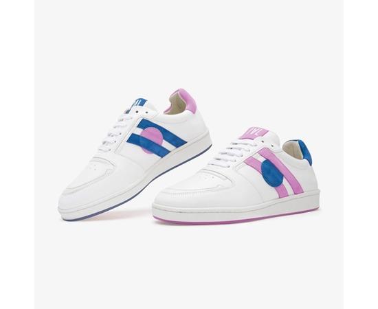 Sneakers Caval Blauw