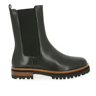 Boots Elvio Zanon Noir