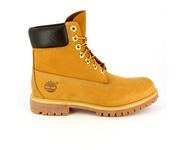 Timberland Bottines jaune