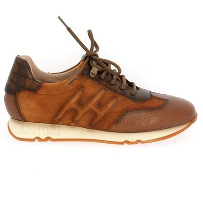 Sneakers Hispanitas Cognac