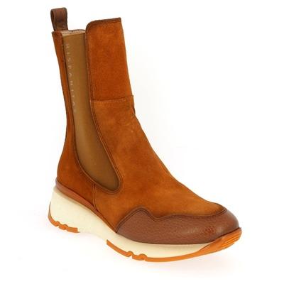 Boots Hispanitas Cognac