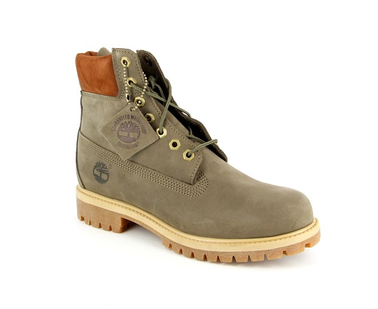 Bottinen Timberland Kaki