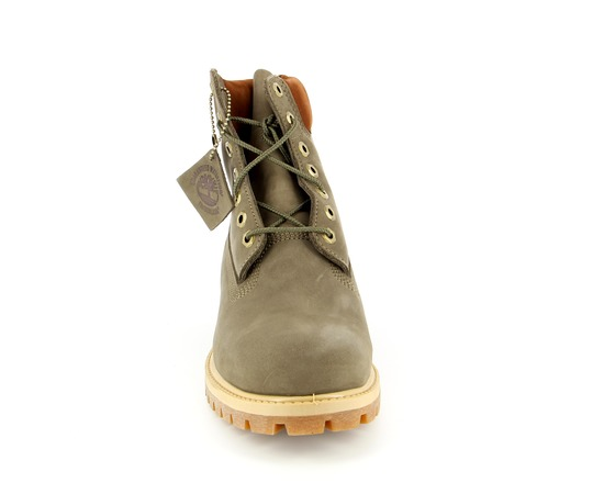 Bottines Timberland Kaki