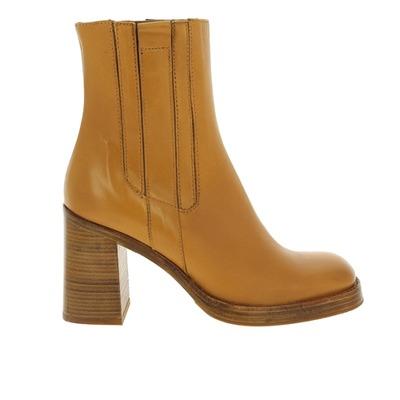 Boots Zinda Camel