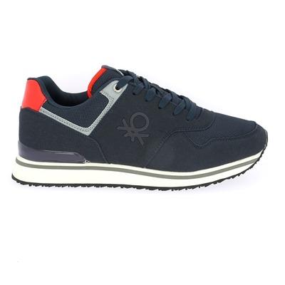 Sneakers Benetton Blauw