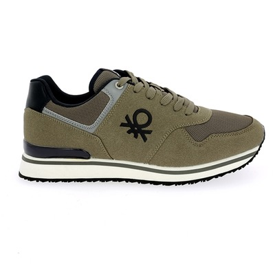 Sneakers Benetton Taupe