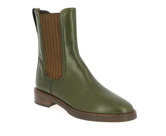 Boots Pertini Vert