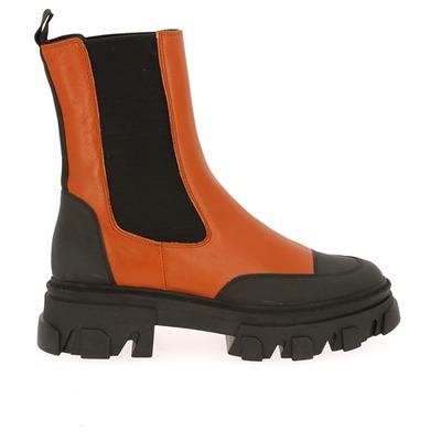 Boots Bibilou Rouille