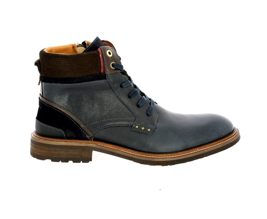 Bottinen Pantofola D'oro Blauw