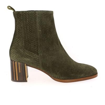 Boots Zinda Kaki