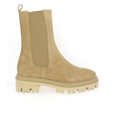 Boots Alpe Beige