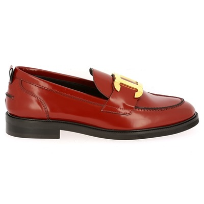 Moccassins Carmens Rouge