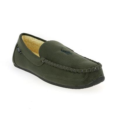 Pantoffels Ralph Lauren Grijs