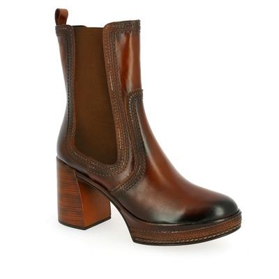 Boots Pons Quintana Cognac