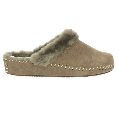 Pantoufles Cypres Taupe