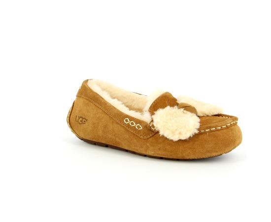 Pantoufles Ugg Chesnut