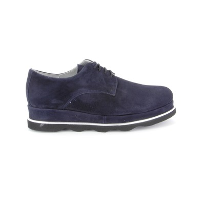 Veterschoenen Catwalk Blauw
