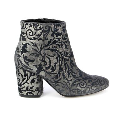 Boots Catwalk Zilver