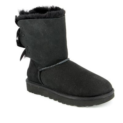 Boots Ugg Zwart