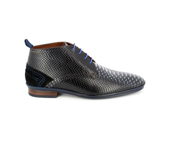 Bottines Floris Van Bommel Noir