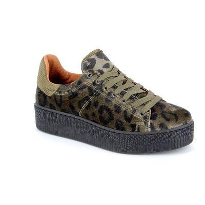 Sneakers Tango Luipaard