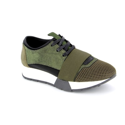 Sneakers Tango Kaki