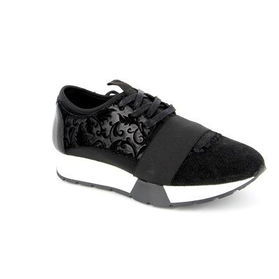 Sneakers Tango Zwart