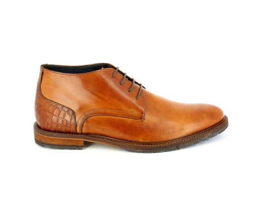 Bottines Daniel Kenneth Cognac