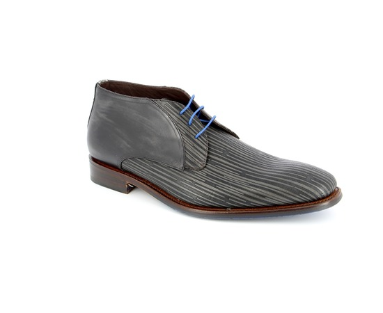 Bottines Floris Gris