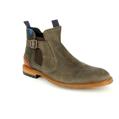 Boots Floris Taupe
