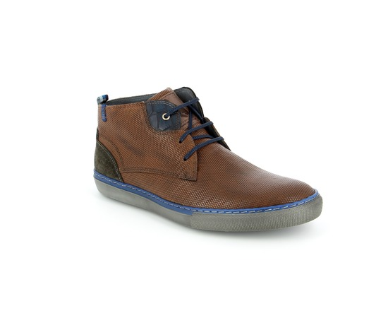 Bottines Floris Cognac