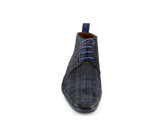 Bottines Floris Bleu