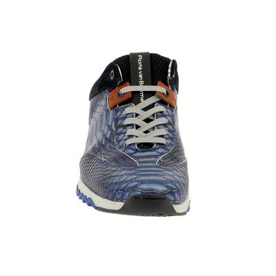 Basket Floris Bleu