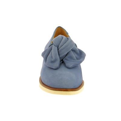 Instappers - instapschoenen Catwalk Hemelsblauw